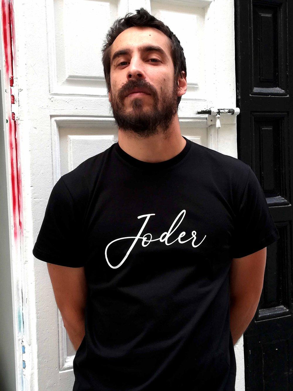 Camiseta Joder