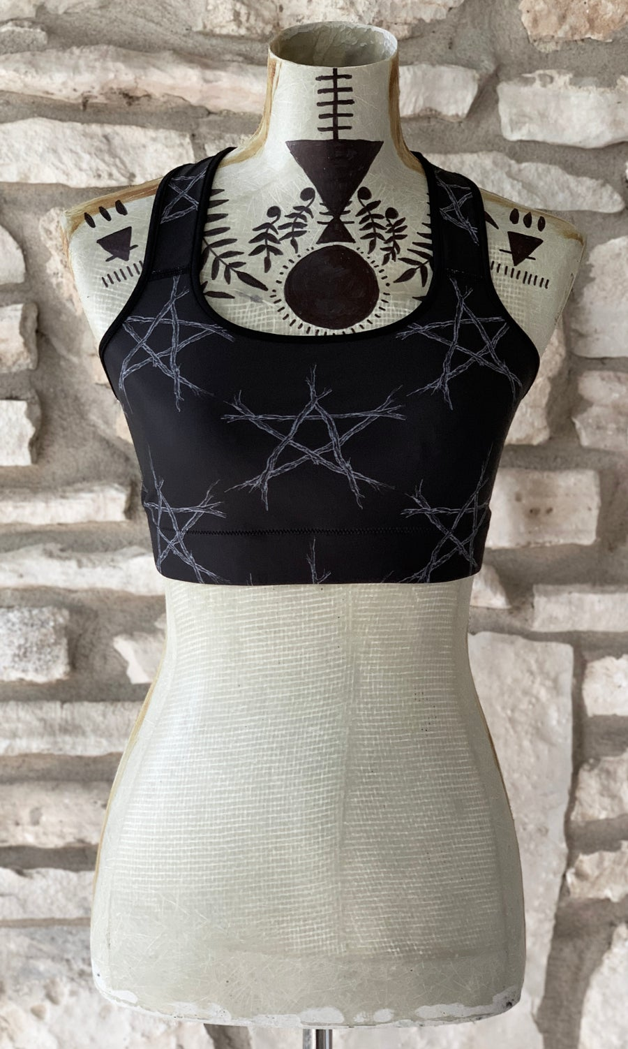 Image of WOODLAND PENTACLE SPORTS BRA