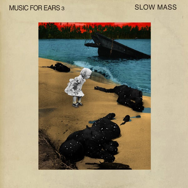 "Image of Slow Mass ""Music For Ears 3"" 7"" EP • Ltd. Edition Vinyl Record (PRE-ORDER)"