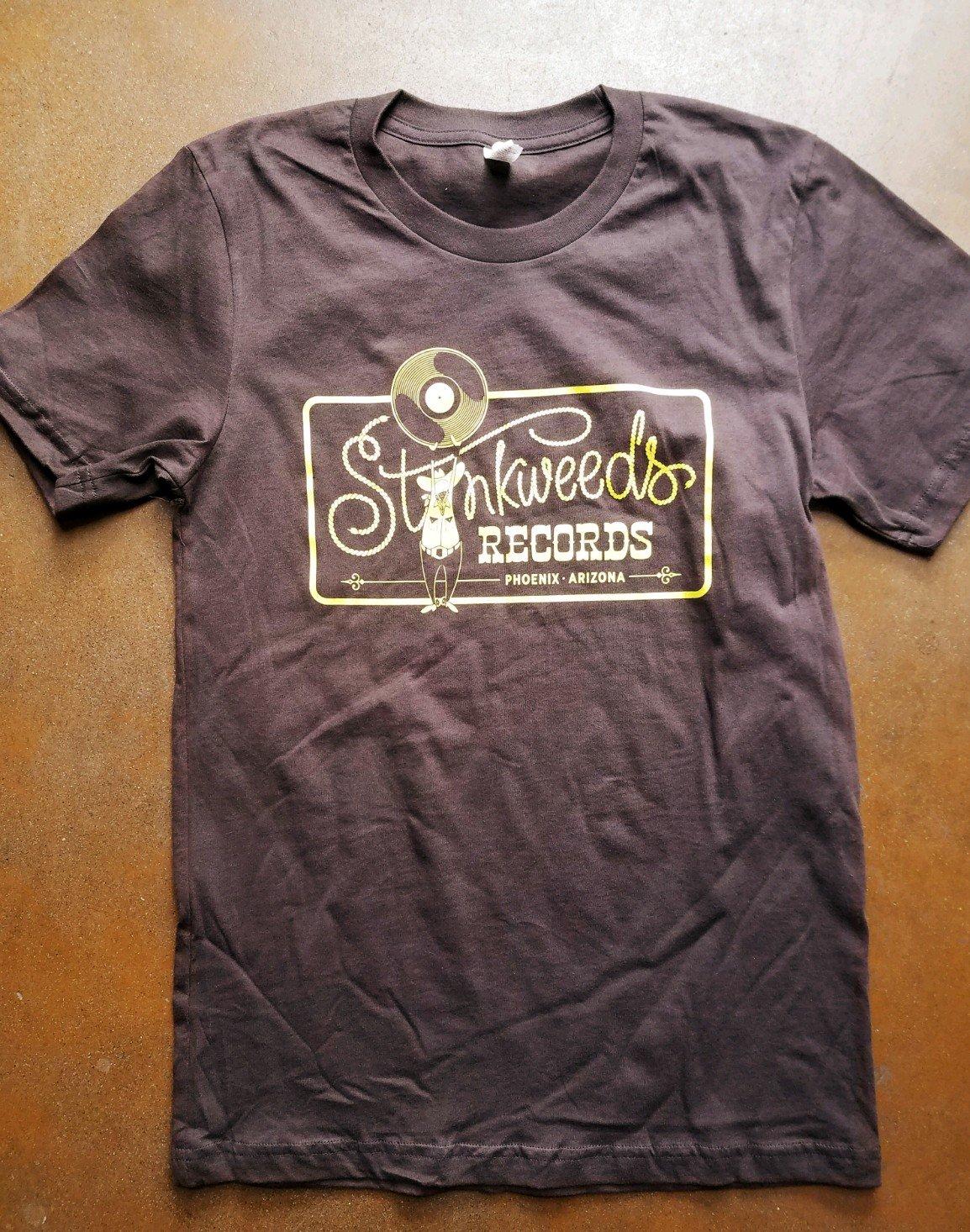 Stinkweeds Bandit Shirt