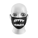Image 1 of Fangs Face Mask - Preorder