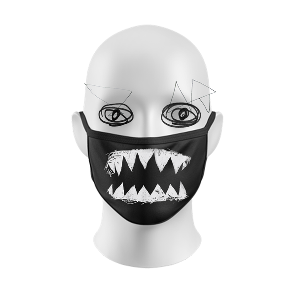 Image of Fangs Face Mask - Preorder
