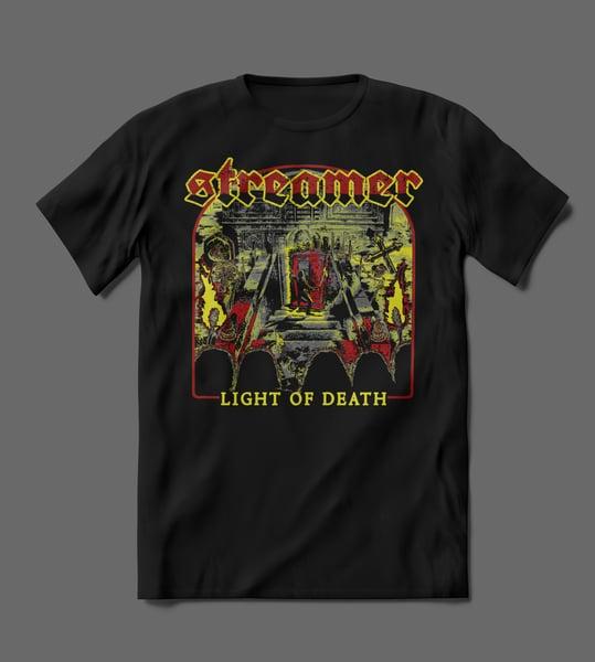 Image of LIGHT OF DEATH T-SHIRT