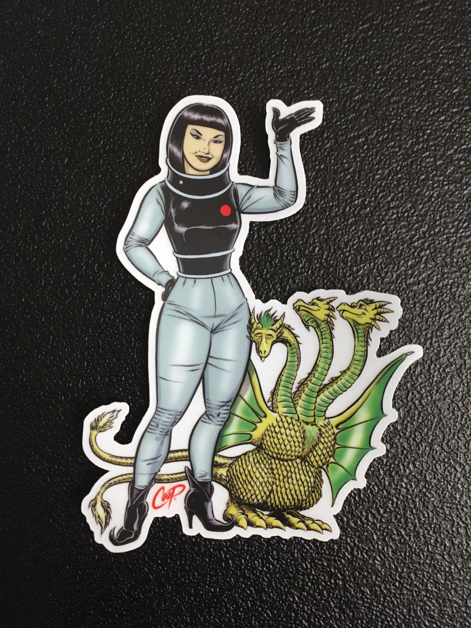 """Image of COOP Sticker Pack #11 """"Pinups"""""""