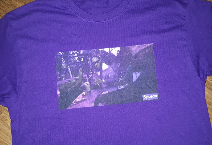 "Image of Siplean X Codeine Crazy ""Cards"" T-Shirt"