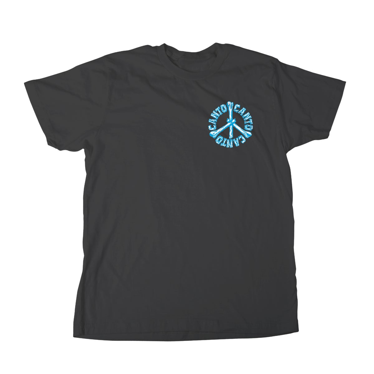 Image of War & Peace Tee / Washed Black