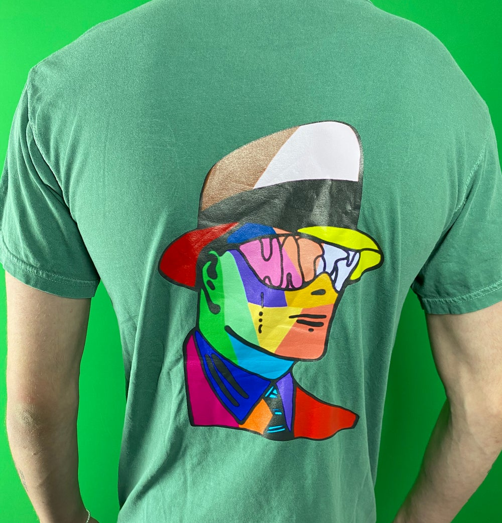 Image of Mystery Man T-Shirt