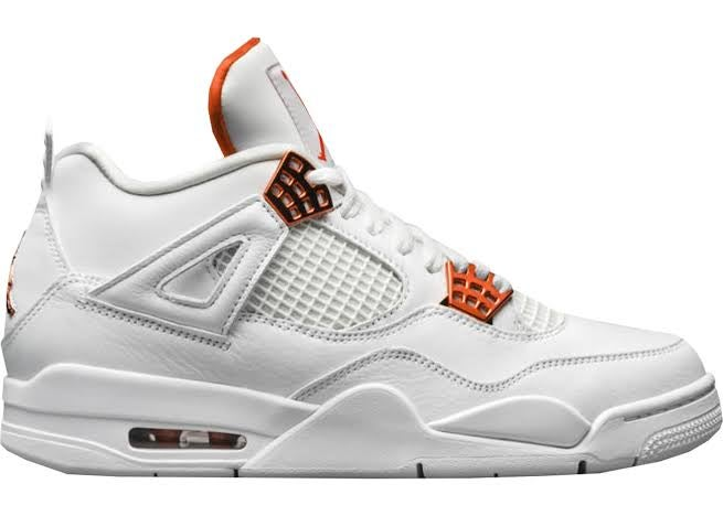 Image of Jordan 4 Metallic Orange