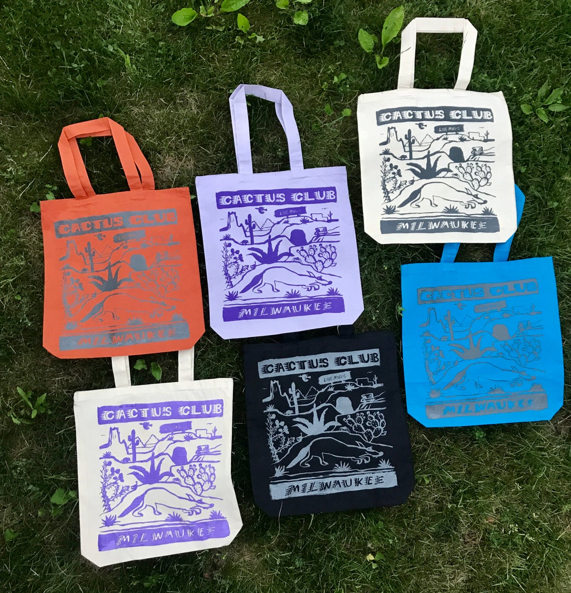 Image of Summer tote bags (various colors)