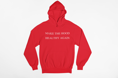 Image of **PREORDER** Healthy Hood (Multiple Colors Available)