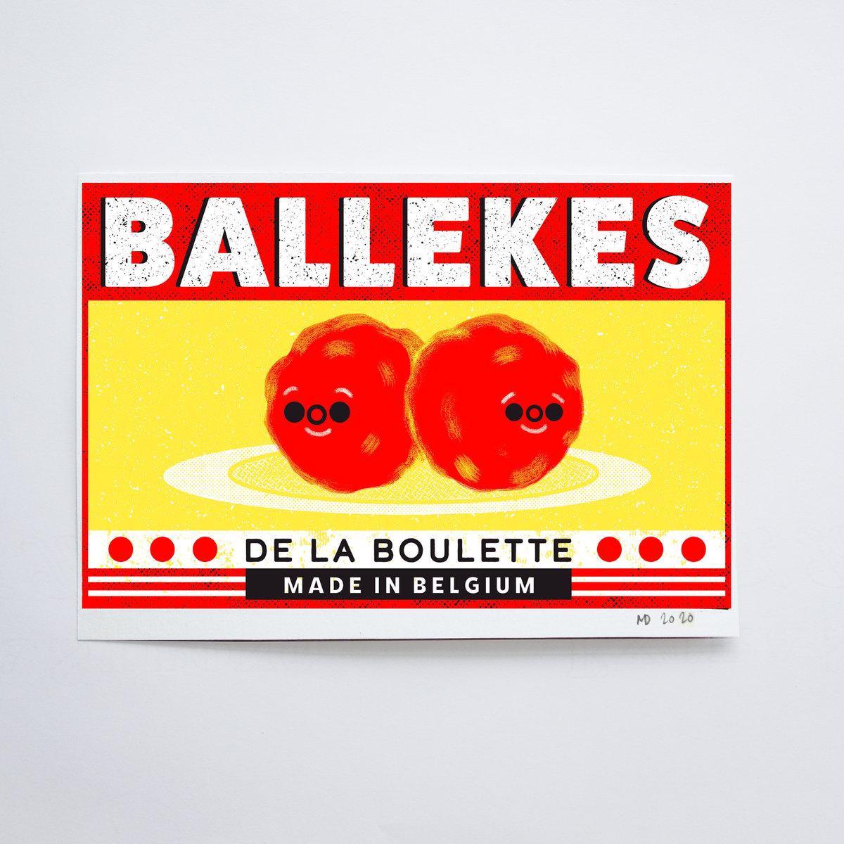Mini Lard / Peket / Baraki / Ballekes / Gaufre de Liège
