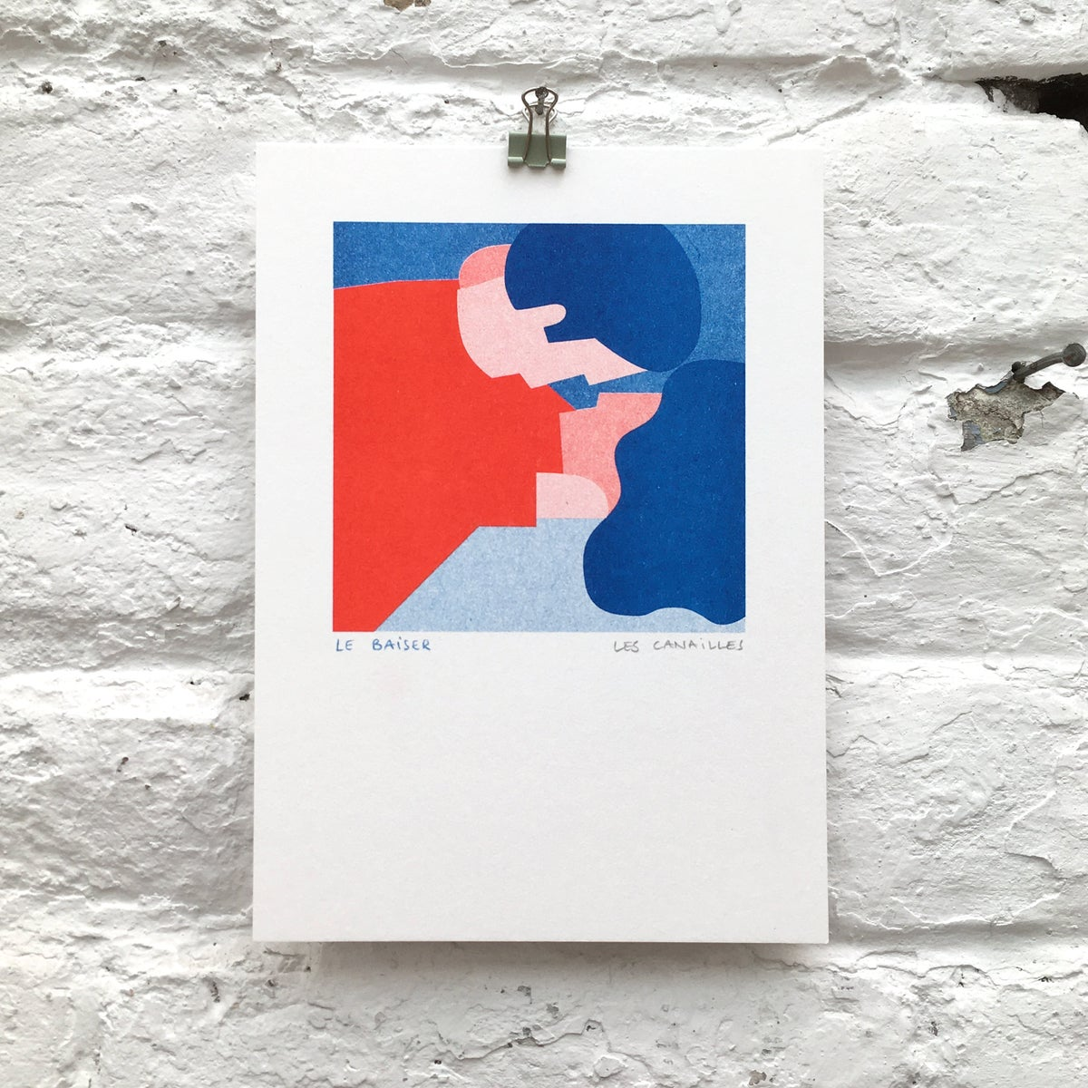 Image of Le baiser - Les canailles