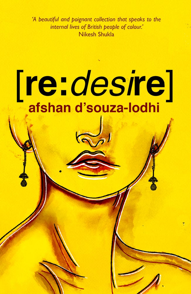 Image of [re:desire] by afshan d'souza-lodhi