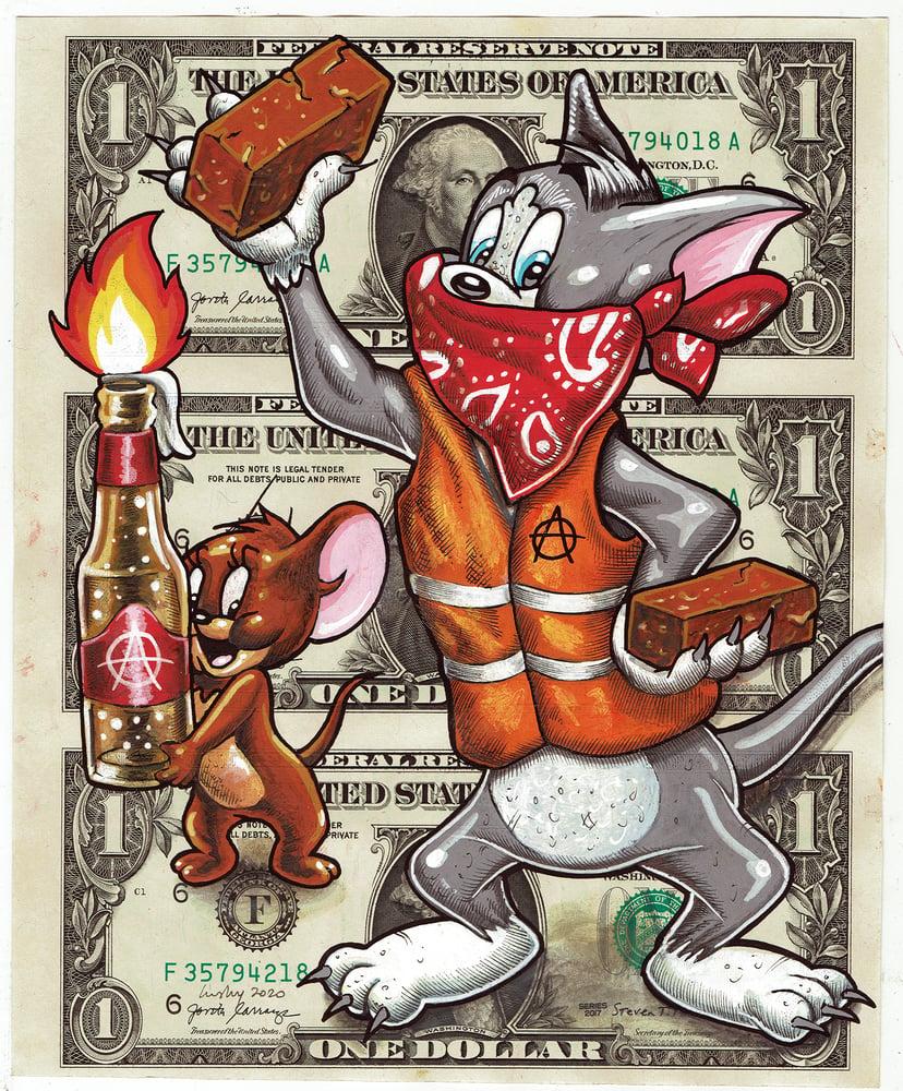 Image of Uncut Dollars Original. Pussy Riot 2.