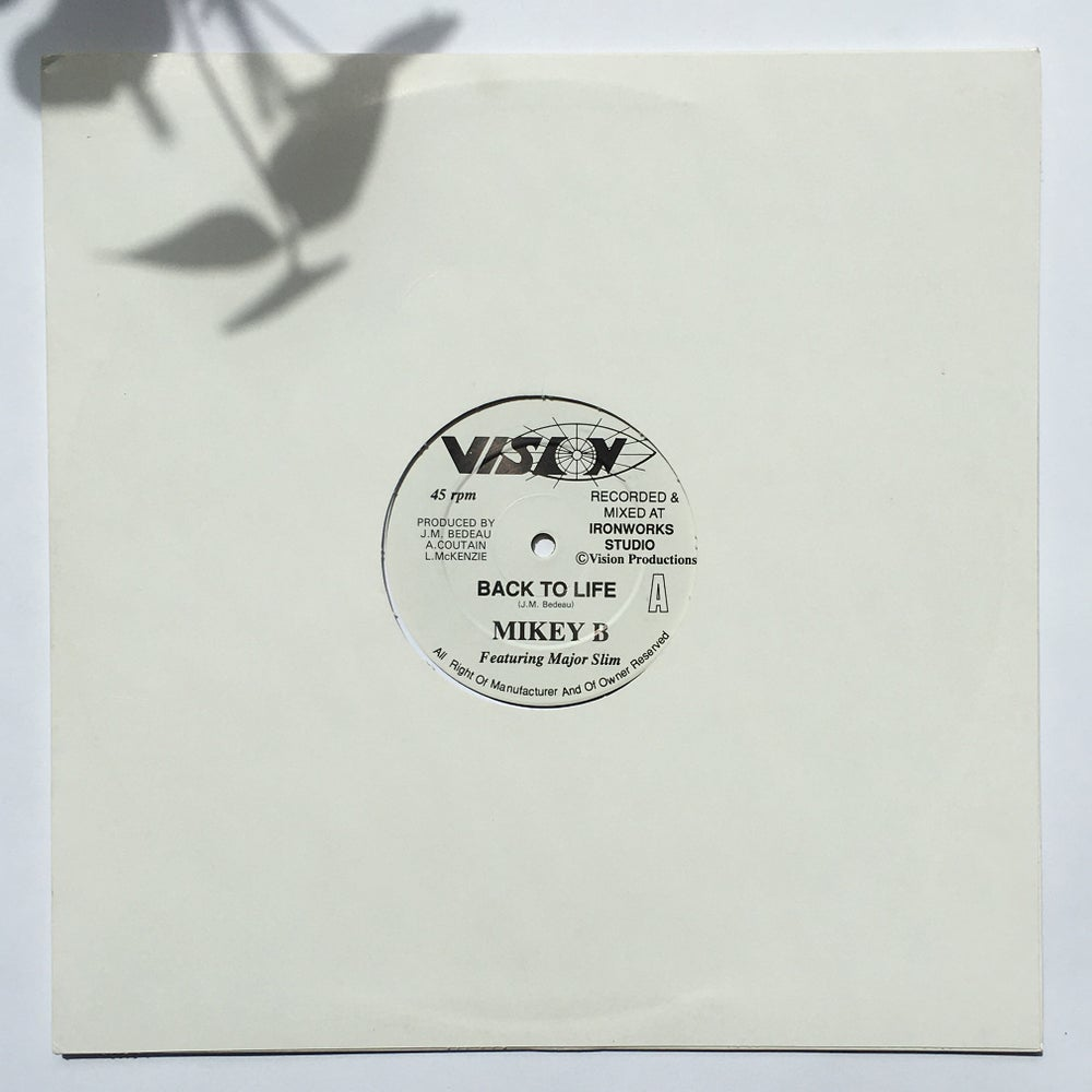 """Image of MIKEY B - BACK TO LIFE 12"""""""