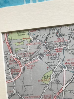 Image of South London c.1930 (Wimbledon to Cheam)