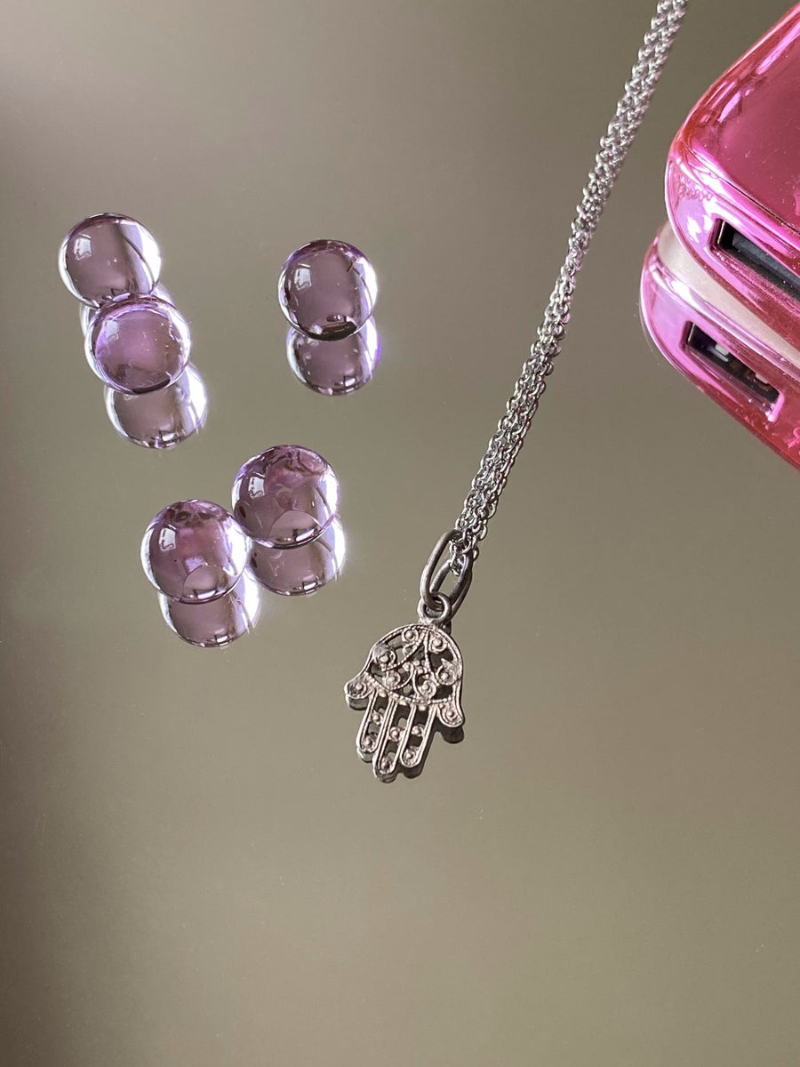 Image of FATMA'S NECKLACE