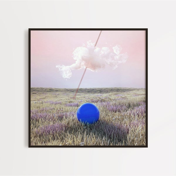 Image of Blue Ball, 2019