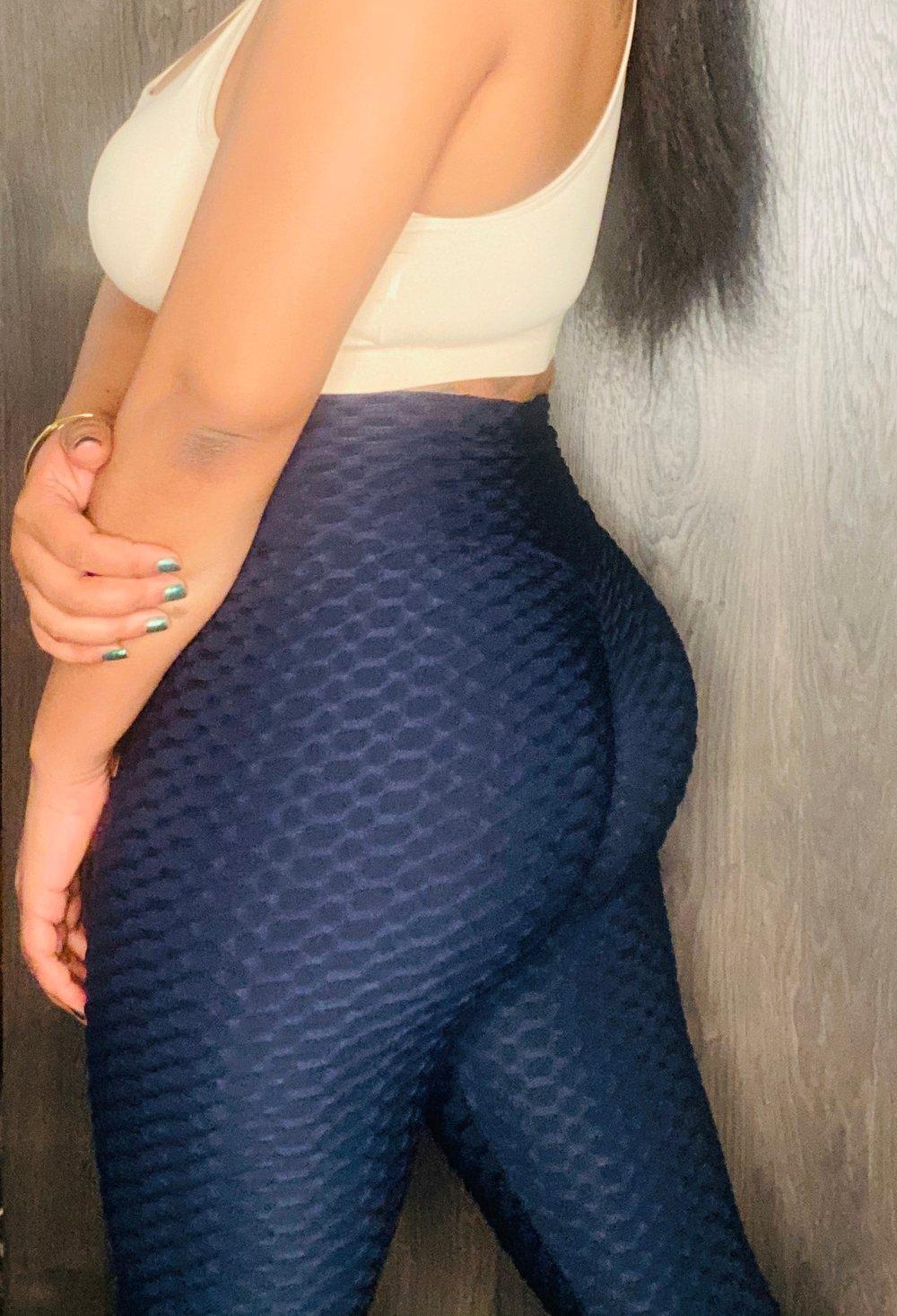 Curvy Highwaisted Leggings