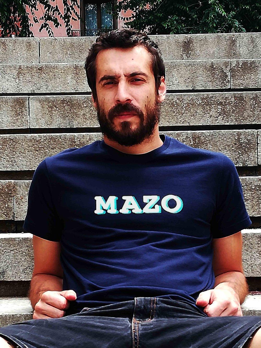 Camiseta MAZO
