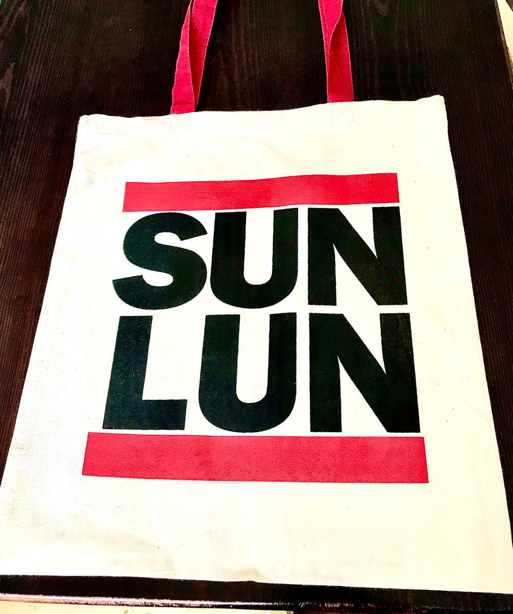 Sun'Lun shopper bag