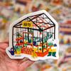 Sticker - Greenhouse