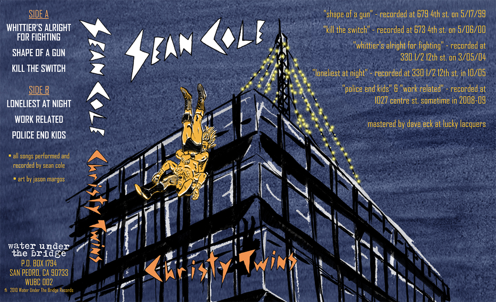 SEAN COLE - Christy Twins → cass