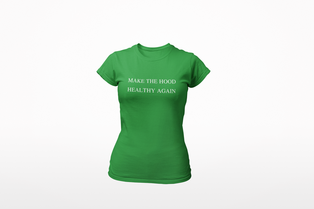 Image of **PREORDER** Healthy Women Tee (Multiple Colors Available)