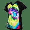 Tie-Dye Girls Soccer Jersey
