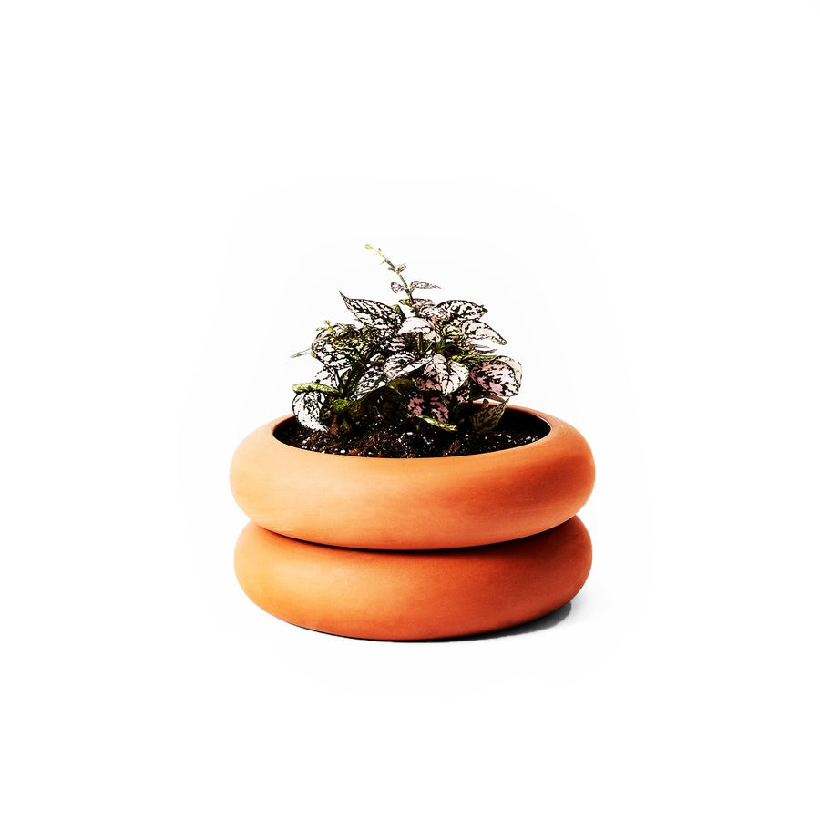 Image of Short Stacking Planter