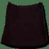 Girls Soccer Skort - Black