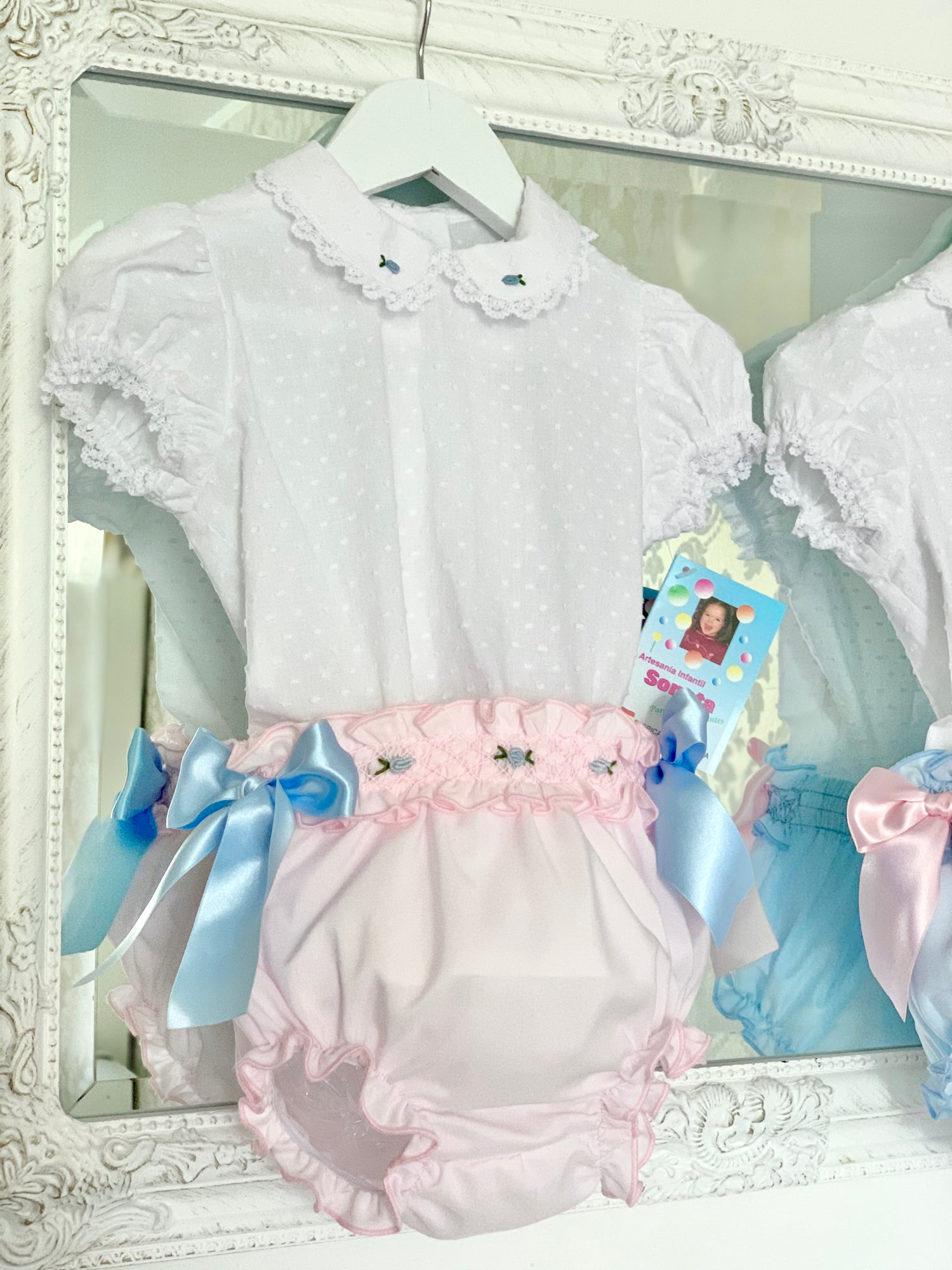 Image of Bellarosa bloomer set