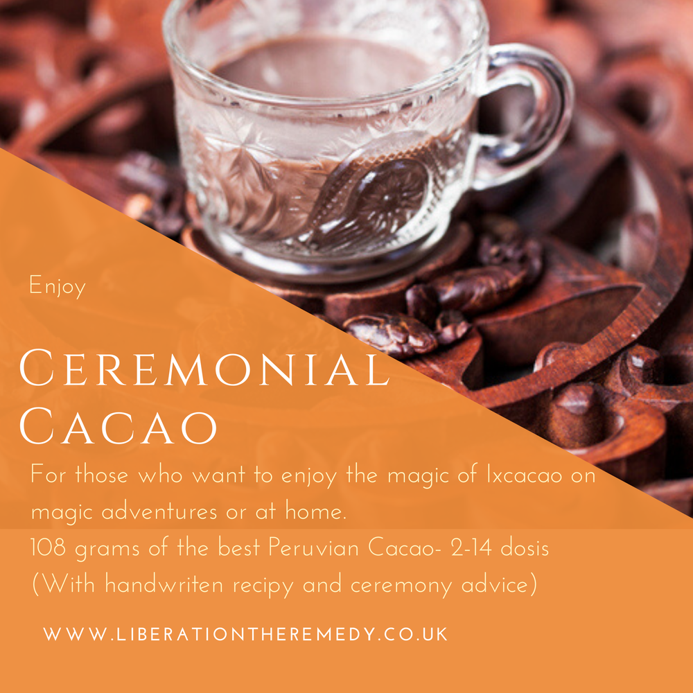 Image of Ceremonial Cacao (2- 14 dosis)