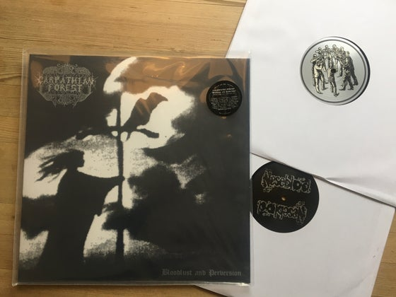 Image of Carpathian Forest 2LP first 2 demos