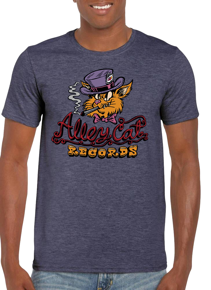 Alley Cat Records Tee