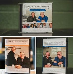 Image of Dinner Conversations DVD + CD Set