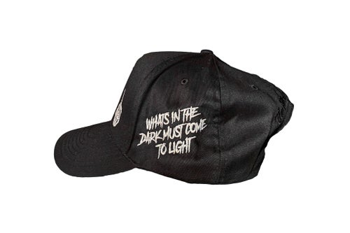 Image of TFG Dark to Light Trucker (GLOW IN THE DARK)