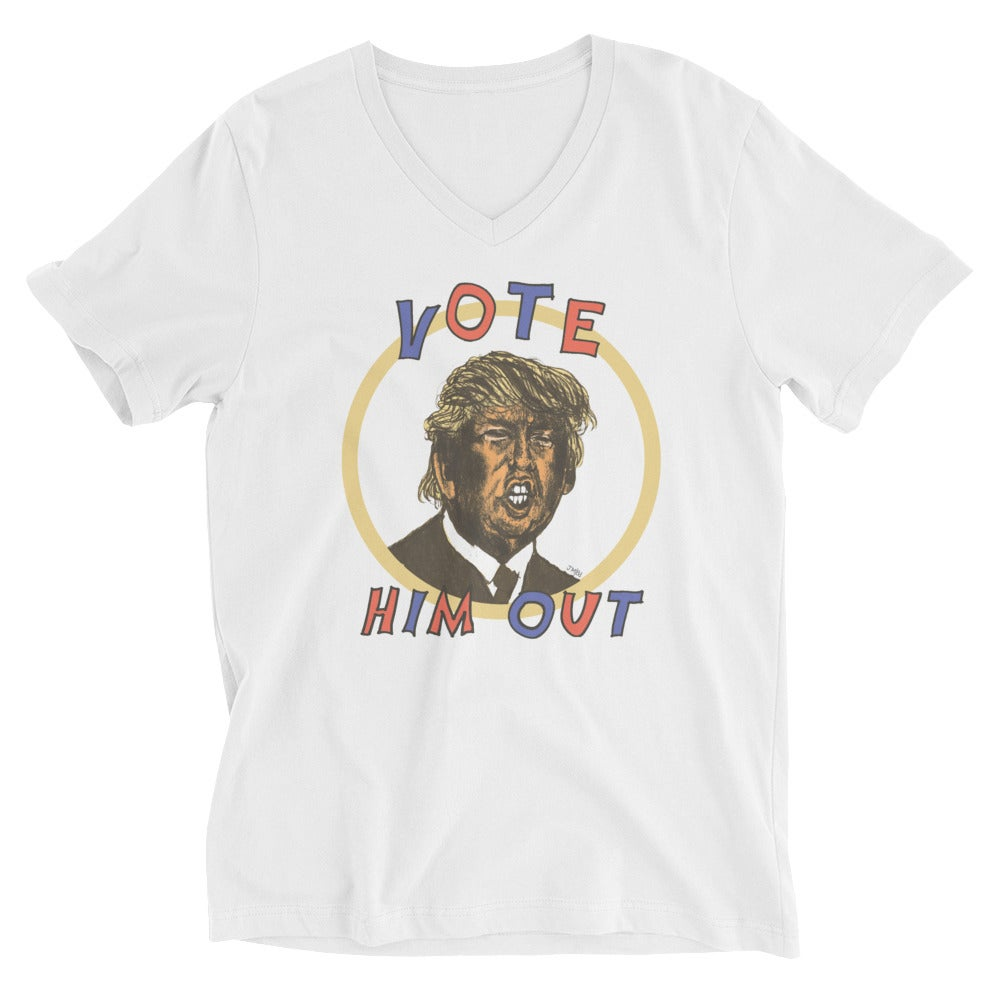 Image of VOTE HIM OUT Tee no.2