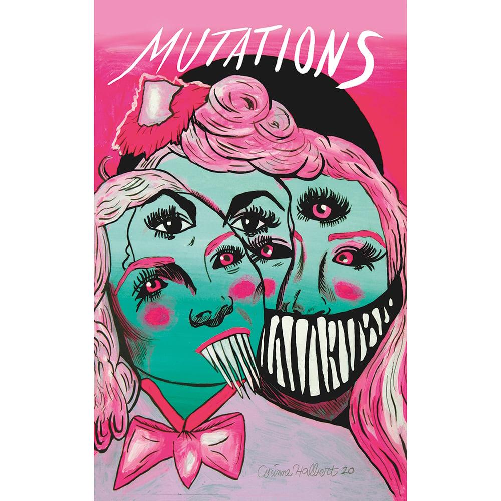 MUTATIONS ZINE NO. 1