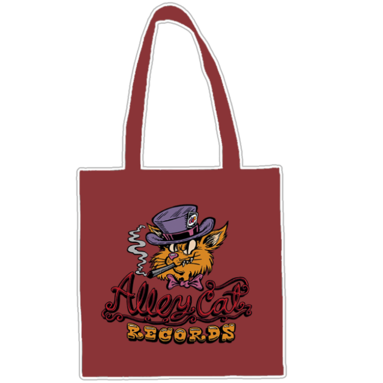 Alley Cat Records Tote Bag