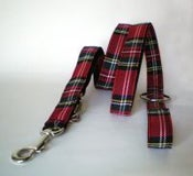 Image of Scottish Tartan Leash on UncommonPaws.com