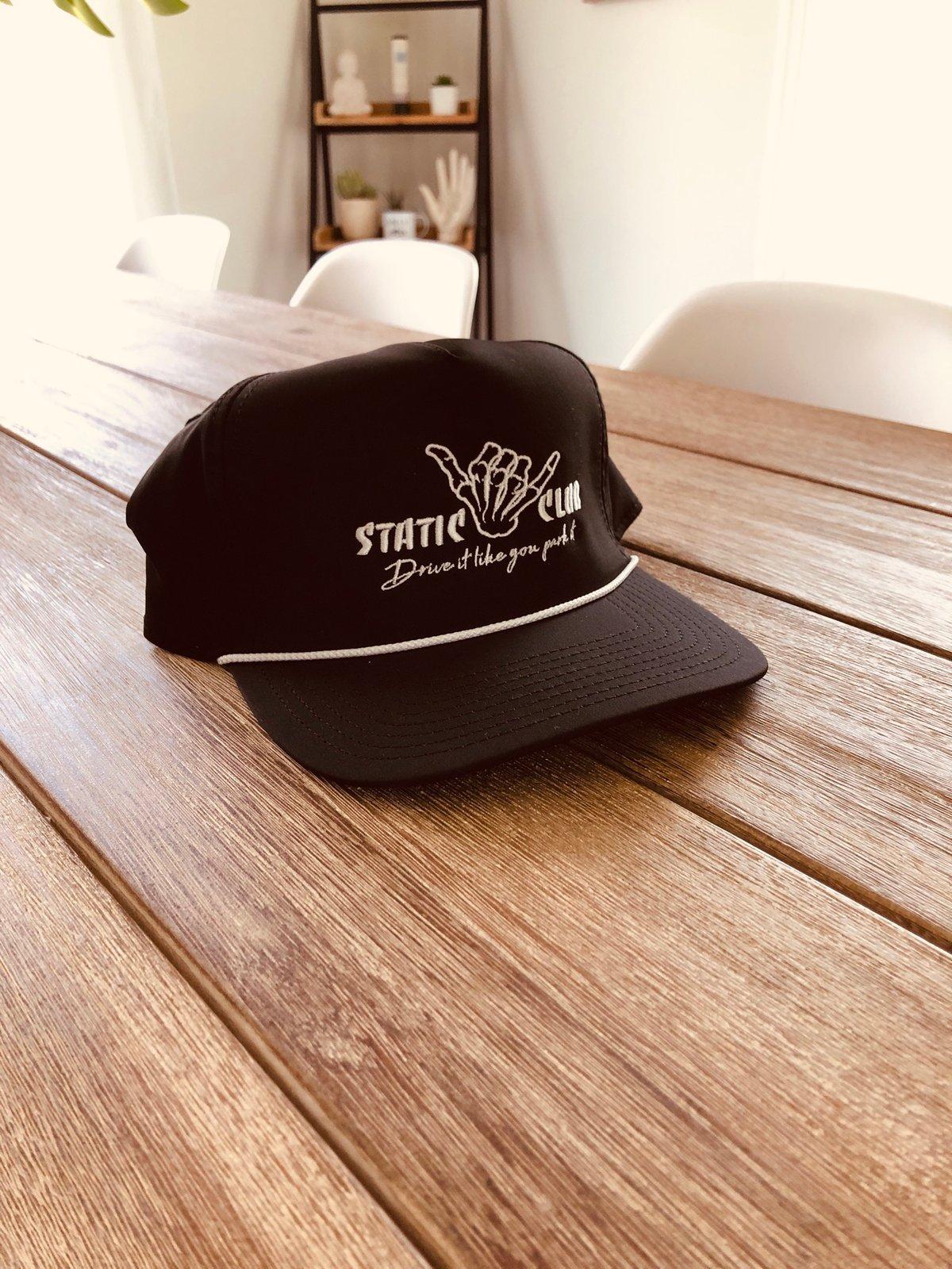 Static Club Snapbacks