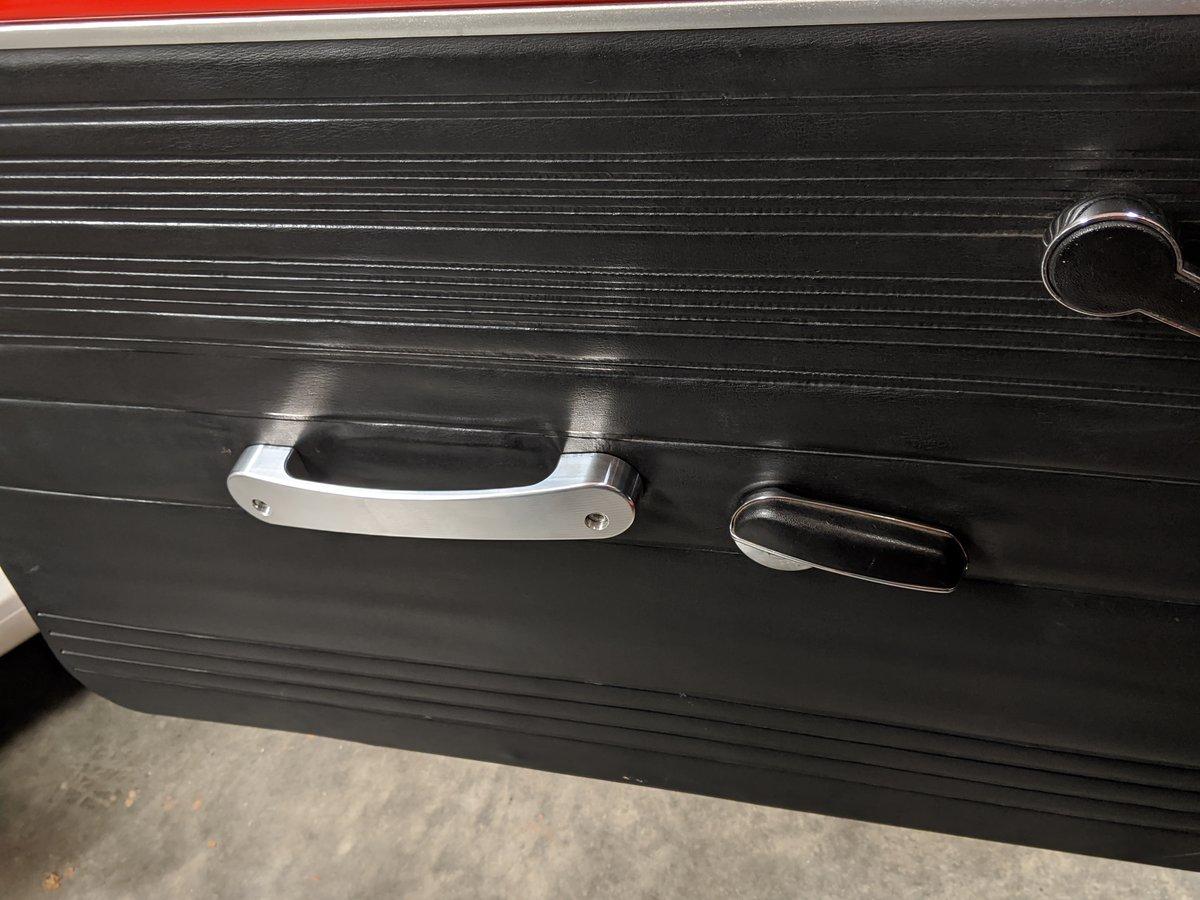 510 FRONT Door Grab Handle (Armrest Mount)