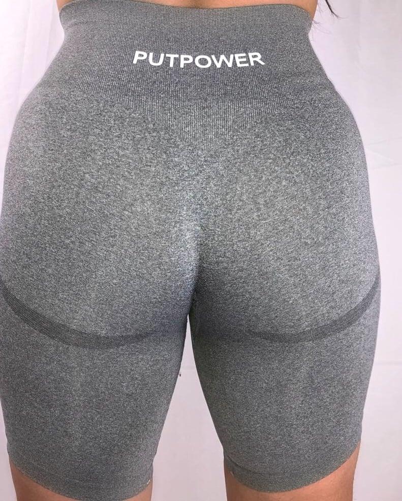 Image of PUTPOWER BIKER SHORTS