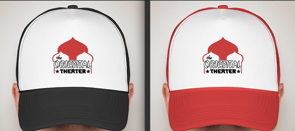 Image of Oriental Theater Trucker Hat