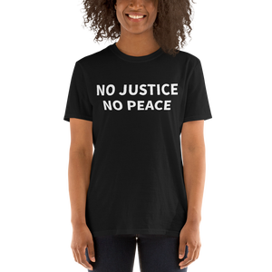 Image of No Justice No Peace