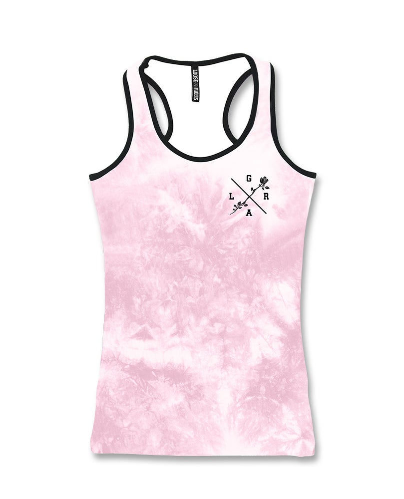 Image of Clouds Ladies tank Top