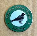 2018 Bird Pin Badge Group Members Badge
