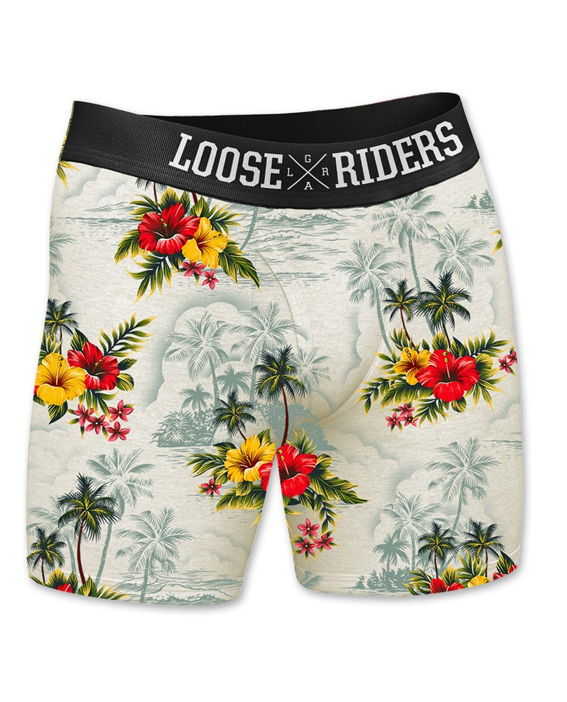 Image of Pacific Island 2 pack boxer briefs