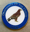 Champions Of The Flyway 2020 Fundraising Badge